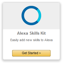 Alexa Skills with Python tutorial
