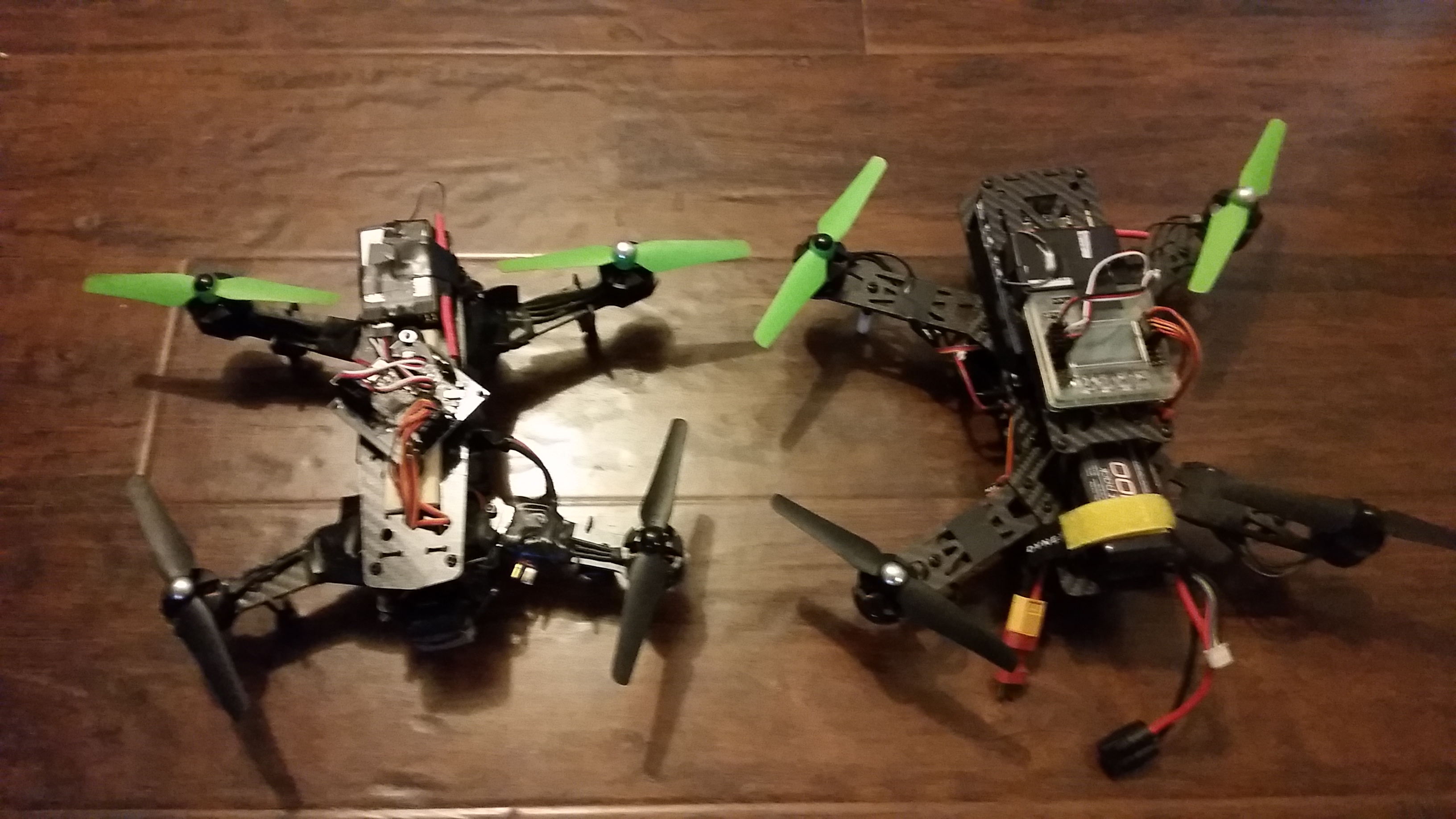 quadcopter tutorials