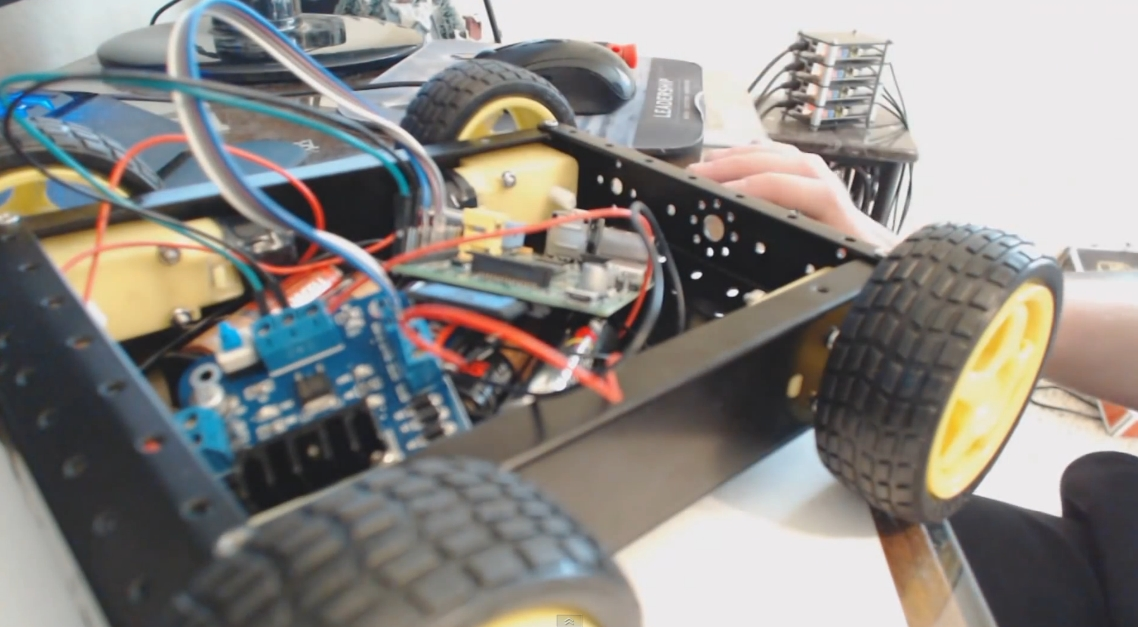 robotics with the Raspberry Pi